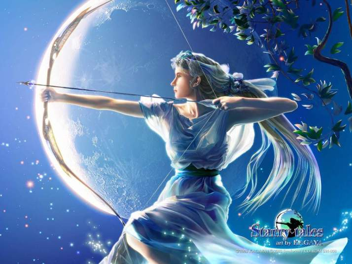 greek-goddesses-artemis
