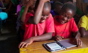 E-readers in Africa