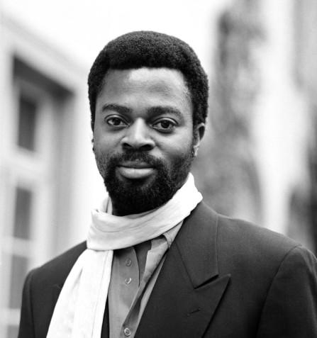 Okri, Ben - Writer, Nigeria - 05.05.1994 , Category: PERSONALITIES